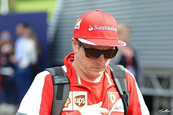 Der Iceman muss um sein Cockpit zittern - Foto: Sutton