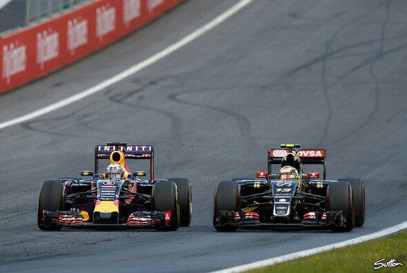 Dr. Helmut Marko sieht Lotus nicht als Konkurrenz - Foto: Sutton