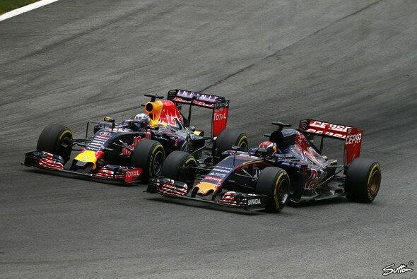 Läuft Toro Rosso Red Bull den Rang ab? - Foto: Sutton