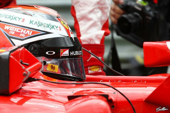 Kimi Räikkönen ist die Formel E schlicht zu langsam - Foto: Sutton