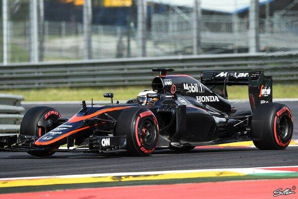 Stoffel Vandoorne: 2017 im McLaren? - Foto: Sutton