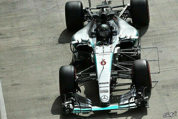 Nico Rosberg war am Mittwoch am Schnellsten - Foto: Sutton