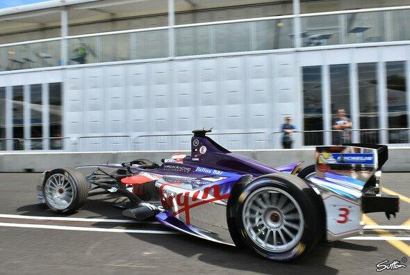 Fabio Leimer startet an diesem Wochende für Virgin Racing in London - Foto: Sutton