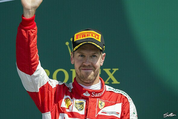 Vettel will in London beide Titel einfahren - Foto: Sutton
