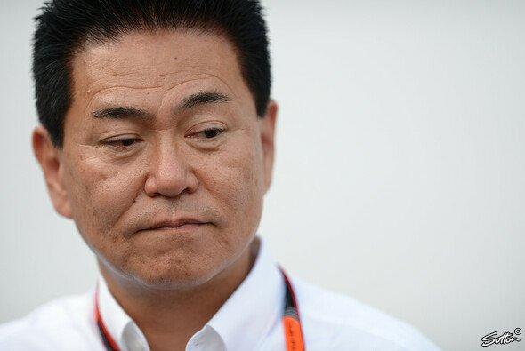 Arai nimmt seinen Hut als Honda-Motorsportchef - Foto: Sutton