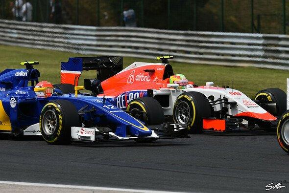 Graeme Lowdon sieht sein Team in der Formel 1 etabliert - Foto: Sutton