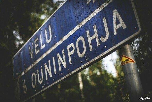 Timo Mäkinen schrieb unter anderem auf der Ouninpohja Geschichte - Foto: Sutton