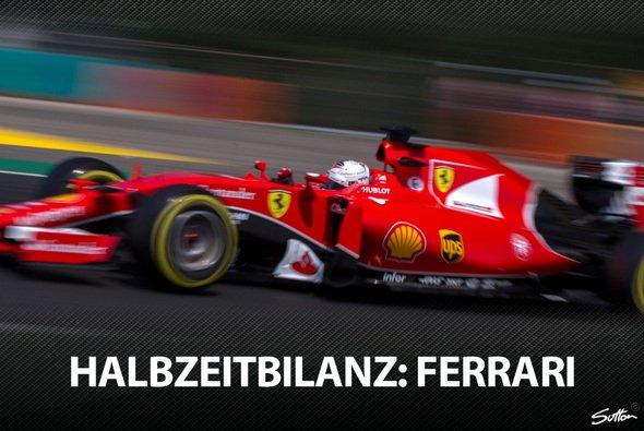 Ferrari ist die positive Überraschung der Saison - Foto: Sutton