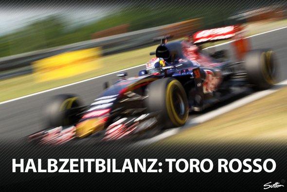 Toro Rosso hätte mehr als Konstrukteursplatz sieben verdient - Foto: Sutton
