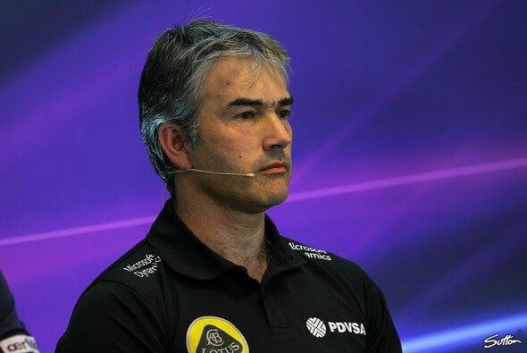 Nick Chester spricht im Interview viel von Temperaturen, beim Asphalt und bei den Bremsen. - Foto: Sutton