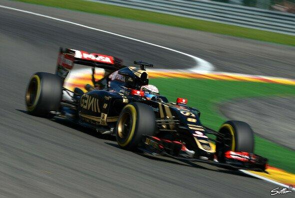 Lotus blickt zuversichtlich auf das Rennen in Italien - Foto: Sutton