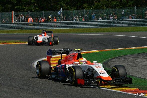 Manor Marussia verbuchte einen soliden Belgien GP - Foto: Sutton