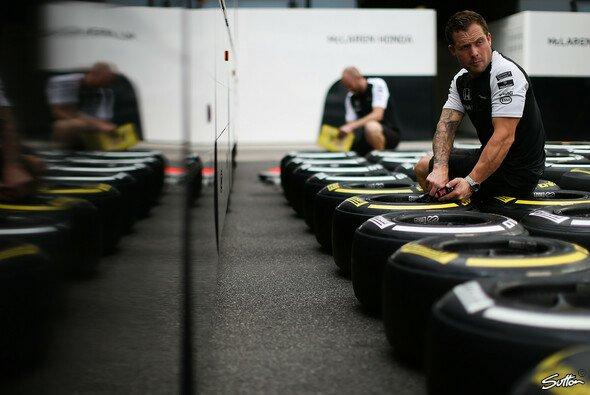 Pirelli musste die angepassten Grenzwerte abermals anpassen - Foto: Sutton