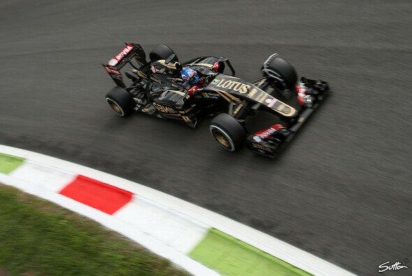Jolyon Palmer will in der kommenden Saison Teamkollege von Pastor Maldonado werden - Foto: Sutton