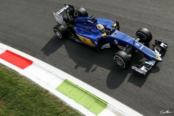 Marcus Ericsson zeigte in Monza erneut eine gute Vorstellung - Foto: Sutton