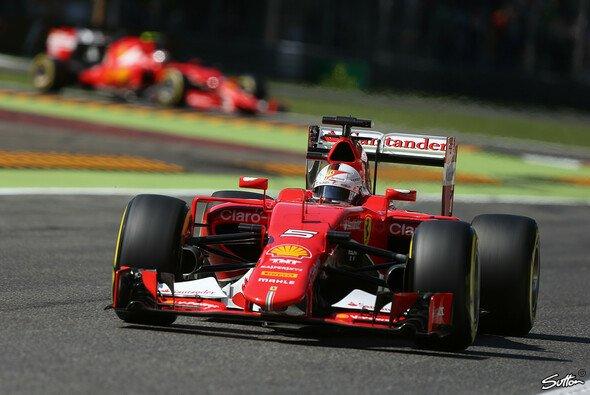 Vettels Qualifying-Debüt beim Heimrennen ist gelungen - Foto: Sutton