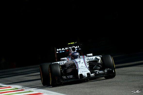 Valtteri Bottas war nach Rang vier in Monza enttäuscht - Foto: Sutton