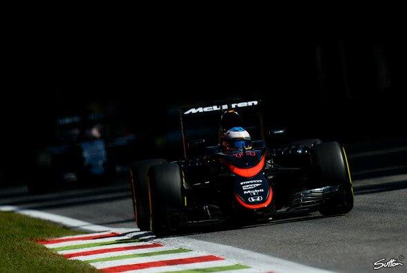 McLaren-Honda kommt einfach nicht in Fahrt - Foto: Sutton