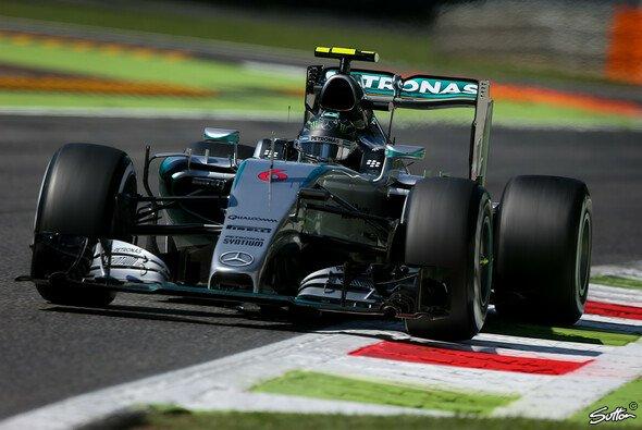 Nico Rosberg kam mit Leistungsdefizit nur auf Rang vier - Foto: Sutton