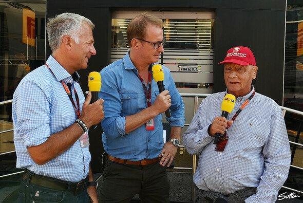 RTL und ORF zollen Niki Lauda Tribut - Foto: Sutton