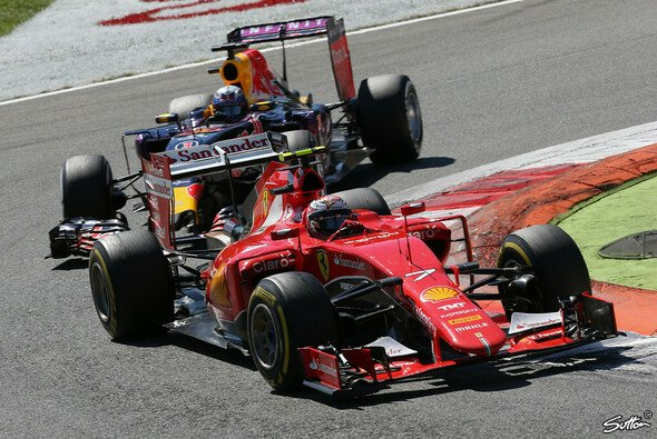 Ferrari will sich von Red Bull nicht unter Druck setzen lassen - Foto: Sutton