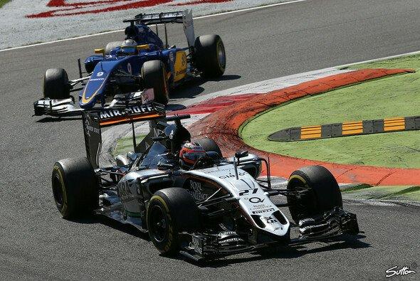 Force India und Sauber begehren gegen die Formel 1 auf - Foto: Sutton