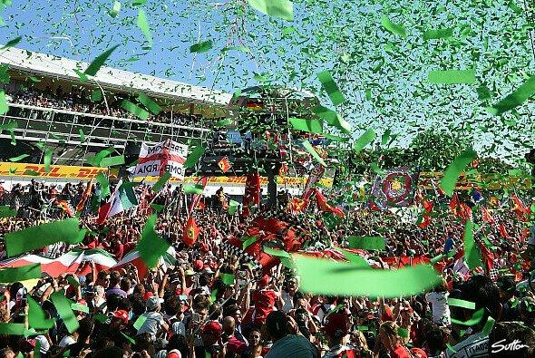Die Zukunft des Italien GPs steht weiter in den Sternen - Foto: Sutton