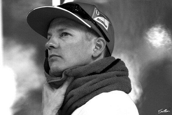 Räikkönen ist sich sicher, dass sich der Start von Monza nicht wiederholt - Foto: Sutton