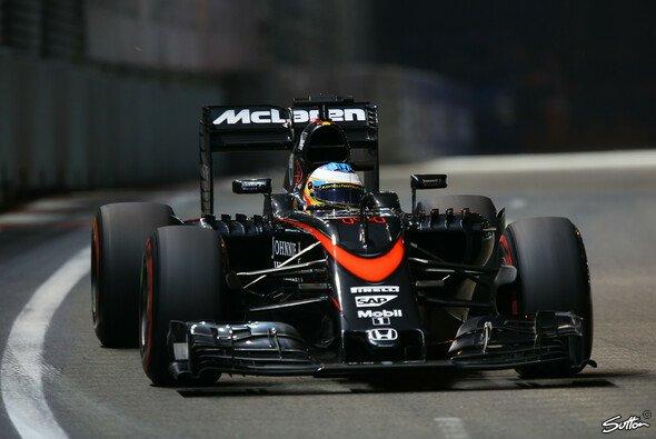 In japan erwarten Fernando Alonso zahlreiche Honda-ANhänger - Foto: Sutton
