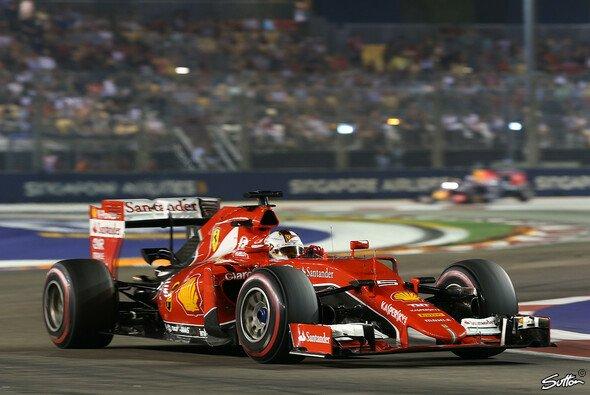 Der Singapur GP bescherte RTL herausragende Quoten - Foto: Sutton