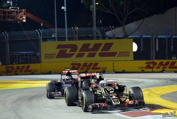 Lotus spürt den Druck von Toro Rosso im Nacken - Foto: Sutton