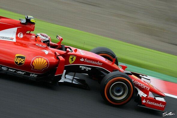 Ferrari-Pilot Kimi Räikkönen zeigt in Japan eine starke Pace - Foto: Sutton