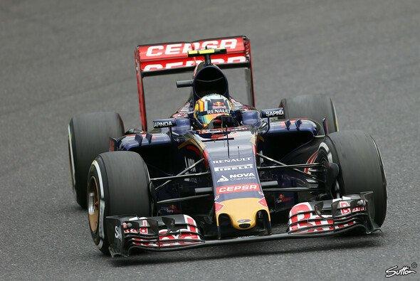 Beide Toro Rossos kamen in die Punkte - Foto: Sutton