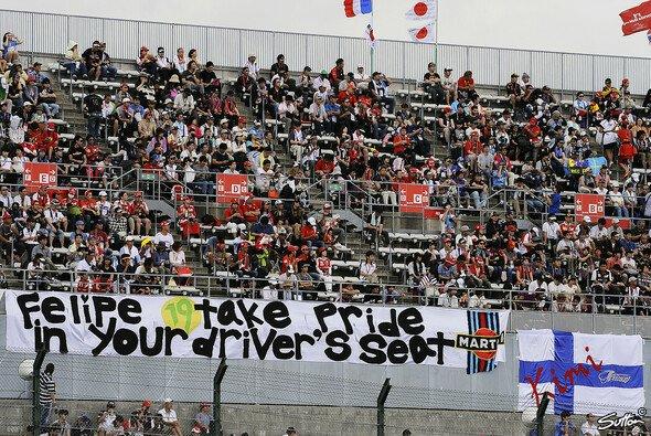 Rosberg-Pole, Kvyat-Crash & starke Williams vor Ferrari - in Japan geht es am Samstag richtig rund - Foto: Sutton