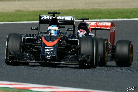 Fernando Alonso ist es leid, Fischfutter für die Konkurrenz zu sein - Foto: Sutton
