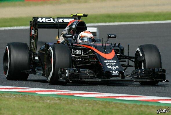 Wenig Optimismus für Russland bei McLaren - Foto: Sutton
