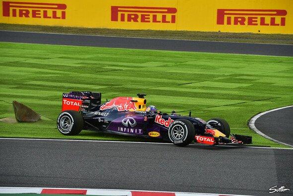 Japan GP: Für Red Bull ein Wochenende zum Abhaken - Foto: Sutton