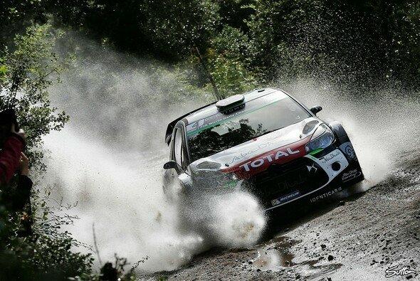 Die Route der Rallye Korsika wurde komplett überarbeitet - Foto: Sutton