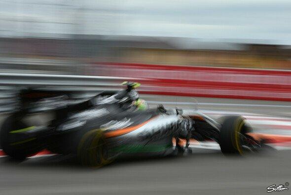 Steht Force India vor der Übernahme durch Aston Martin? - Foto: Sutton