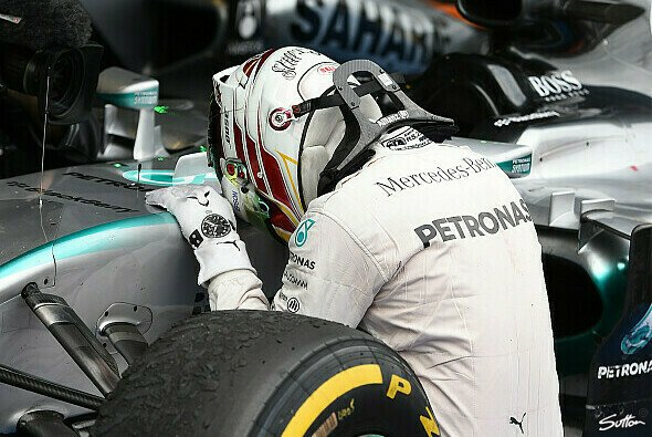 Mercedes holt durch Lewis Hamiltons Sieg die Konstrukteurs-Meisterschaft - Foto: Sutton