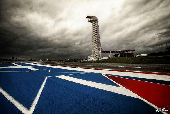Der US GP 2016 wird trocken über die Bühne gehen - Foto: Sutton