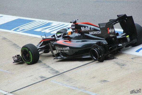 McLaren wird in Mexiko erneut aus taktischen Gründen die Motoren wechseln - Foto: Sutton