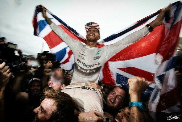 Lewis Hamilton auf bestem Wege zu seiner eigenen Ära in der Formel 1 - Foto: Sutton