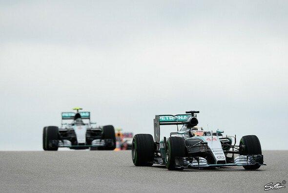 Mercedes bleibt einstweilen lieber Formel 1 und DTM treu als in der Formel E mitzumischen - Foto: Sutton