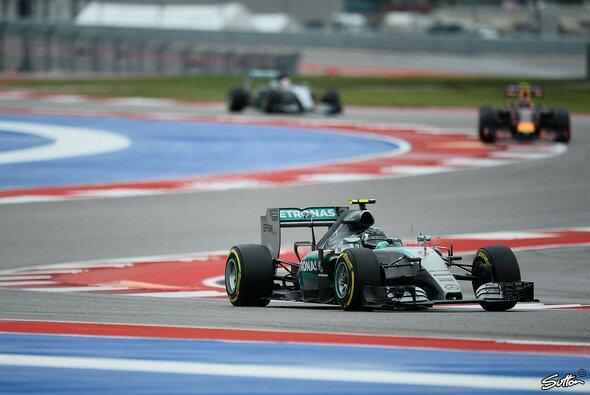 Auch 2016 fährt die Formel 1 auf dem Circuit of the Americas in Austin, Texas - Foto: Sutton