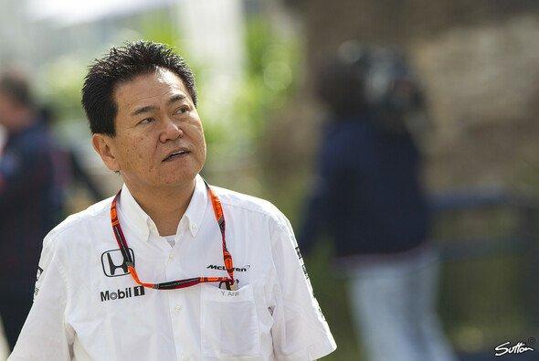 Yasuhisa Arai bestätigt zwar die Gespräche, aber eine Entscheidung gibt es noch nicht - Foto: Sutton
