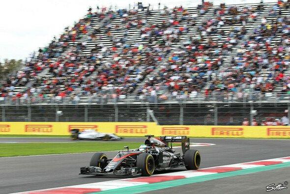 2016 will McLaren die Fans wieder begeistern - Foto: Sutton