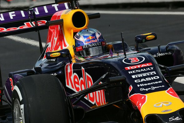 Red Bull hatte im Qualifying seine Probleme - Foto: Sutton