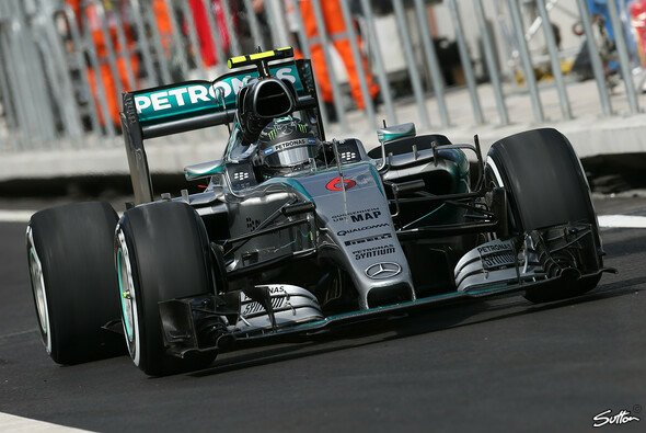 Nico Rosberg steht zum 20. Mal in seiner Karriere auf Startplatz 1 - Foto: Sutton