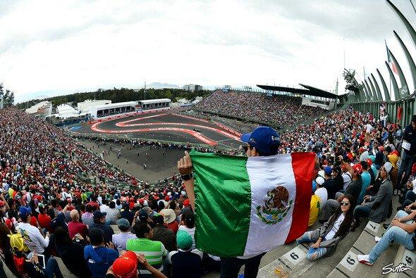 Am Sonntag sDie Rückkehr des Mexiko GP: Motorsport-Magazin.com gibt den Überblick über die wichtigsten Daten - Foto: Sutton